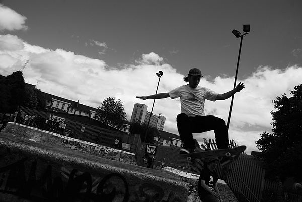 Sheffield Skatepark #2